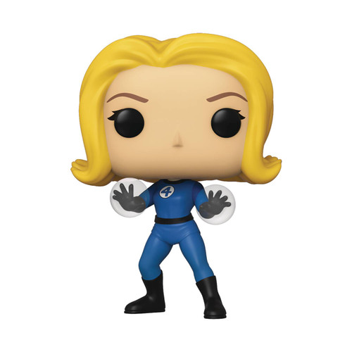 funko pop fantastic four invisible girl