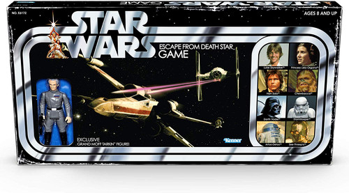 star wars escape death star board game tarkin