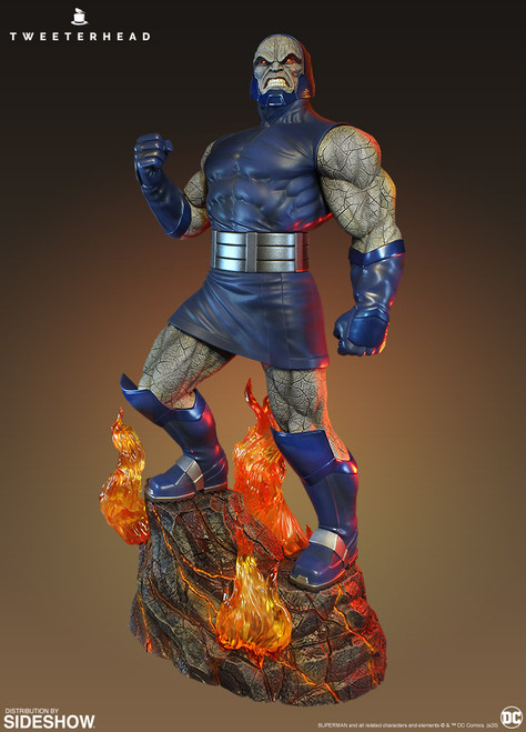 tweeterhead super powers darkseid maquette