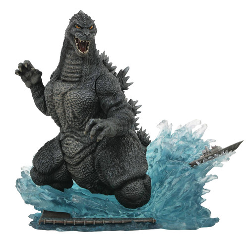 diamond select toys godzilla gallery statue