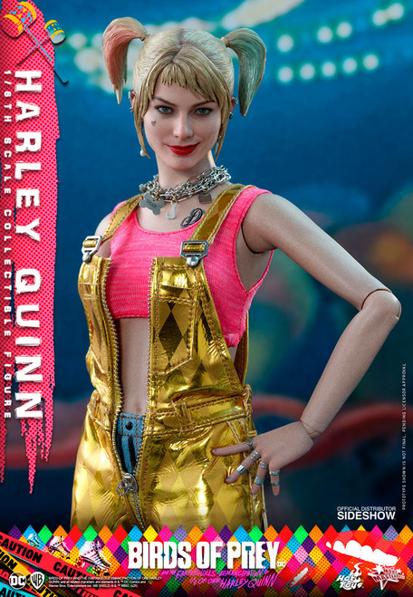 hot toys birds of prey harley quinn