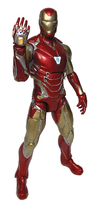 Diamond Select Toys Marvel Select Avengers 4 Iron Man MK85 Figure