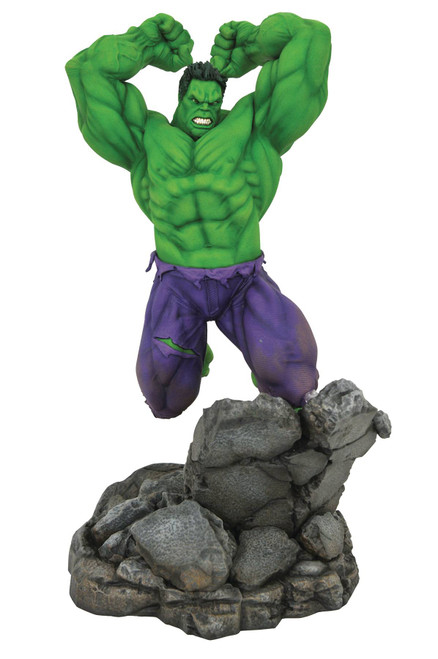 Diamond Select Toys Marvel Premier Collection Comic Hulk Statue