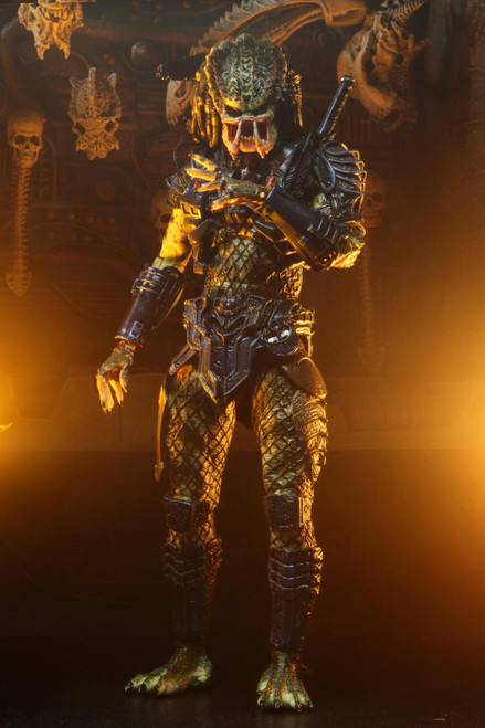 neca predator 2 ultimate armored lost predator