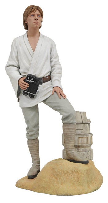 Diamond Select Toys Star Wars Premier Collection Luke Dreamer Statue