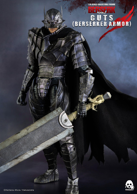threezero berserk guts action figure
