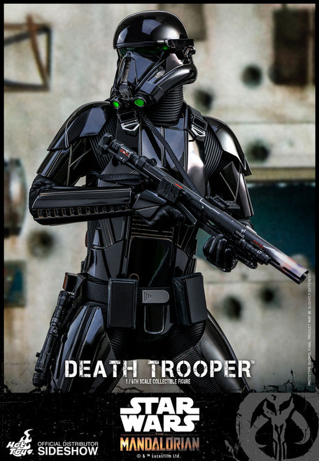 hot toys death trooper 1/6 scale action figure