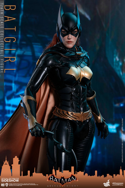 hot toys batgirl arkham knight action figure