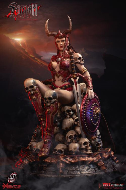 TBLeague Phicen Sariah Goddess of War 1:6 Scale Figure