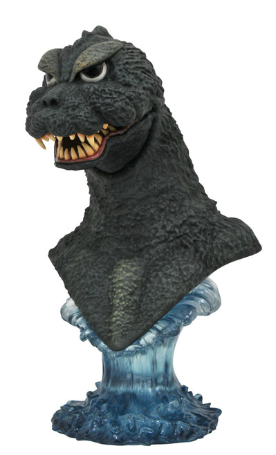 diamond select toys godzilla 1964 bust