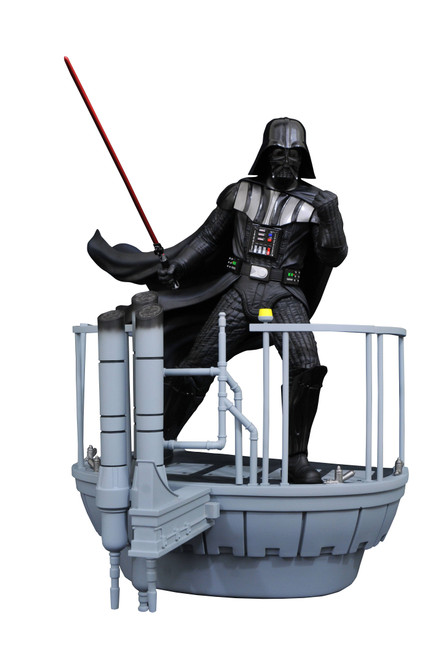 diamond select toys star wars milestones empire strikes back darth vader statue