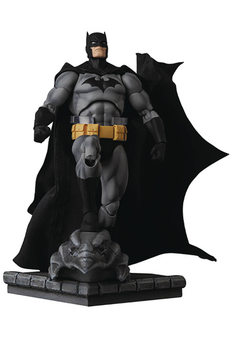 medicom mafex batman hush black version action figure