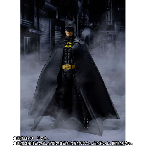 s.h. figuarts batman 1989 action figure