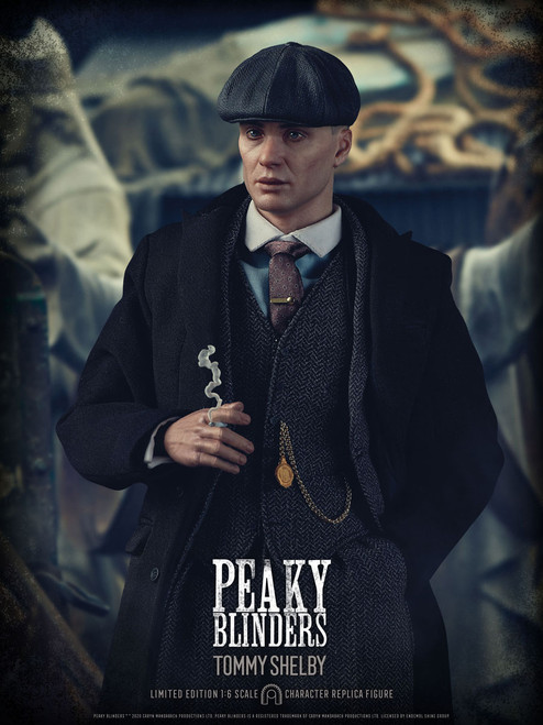 big chief studios peaky blinders tommy shelby 1/6 scale figure