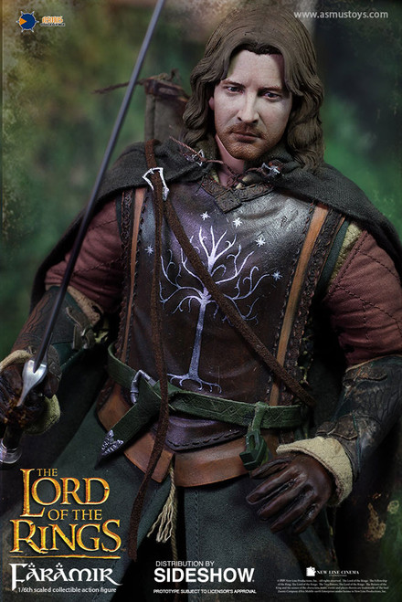 asmus toys lord of the rings faramir