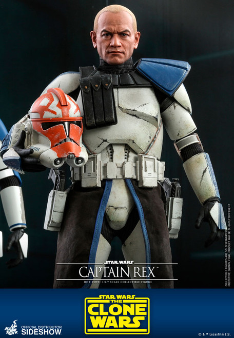 hot toys captain rex action figure
