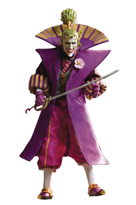star ace batman ninja joker
