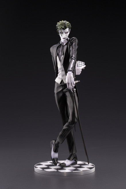 sdcc 2020 kotobukiya dc comics the joker limited edition ikemen statue