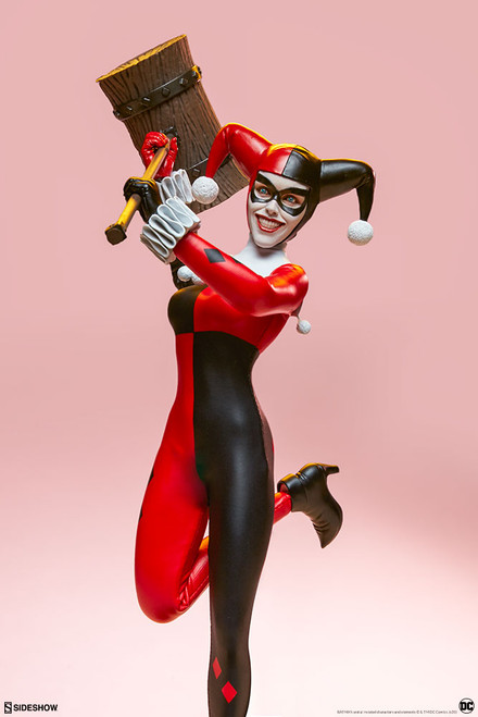 sideshow harley quinn one sixth scale figure