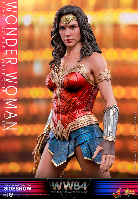 hot toys wonder woman 84