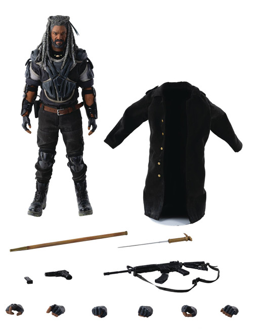 threezero king ezekiel 1/6 scale figure