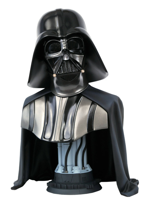 diamond select darth vader bust