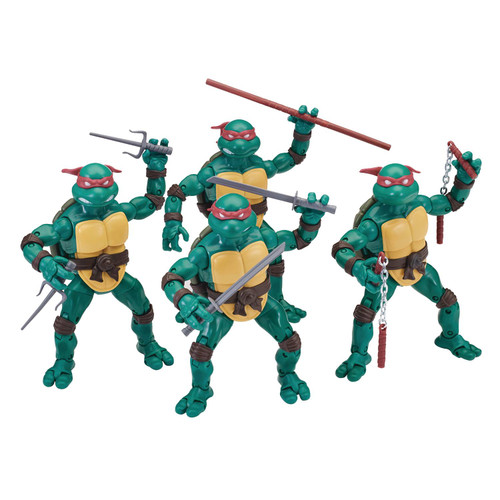 playmates tmnt ninja elite series