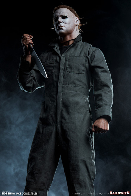 pcs collectibles halloween michael myers statue