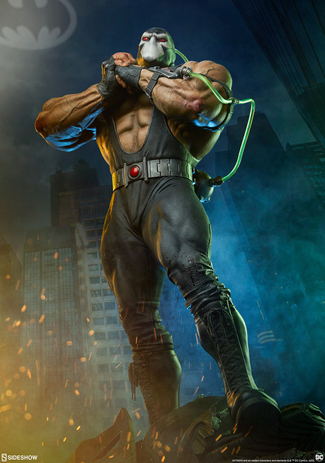 sideshow collectibles bane maquette
