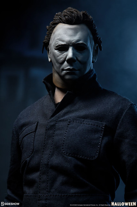 sideshow collectibles halloween michael myers deluxe sixth scale figure