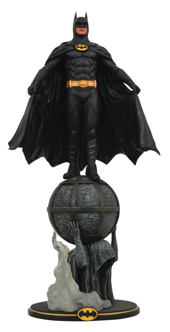 diamond select toys dc gallery batman 1989 statue