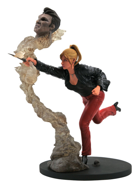 diamond select toys buffy the vampire slayer gallery buffy pvc statue
