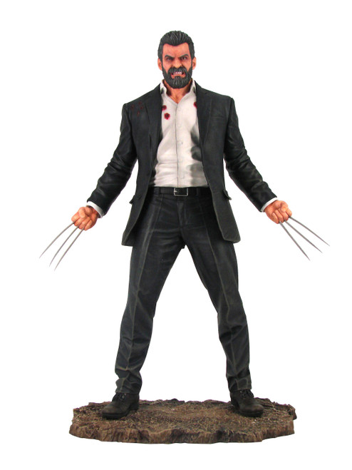 diamond select toys marvel premier collection logan movie statue