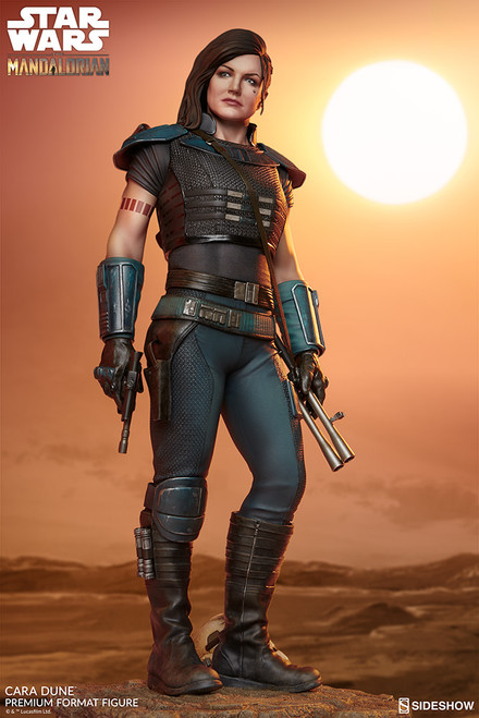 sideshow collectibles cara dune premium format figure