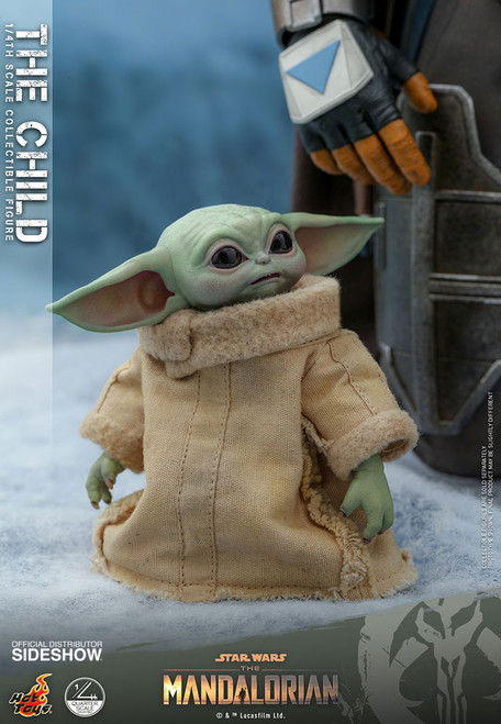 hot toys the child quarter scale figure