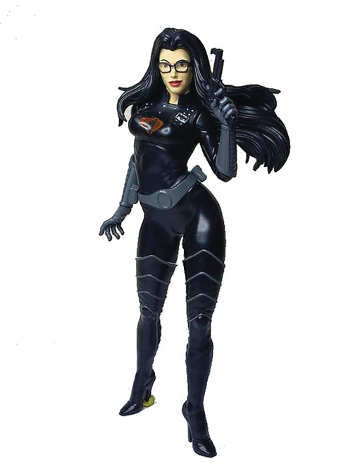 pcs gi joe baroness 1/8 scale statue