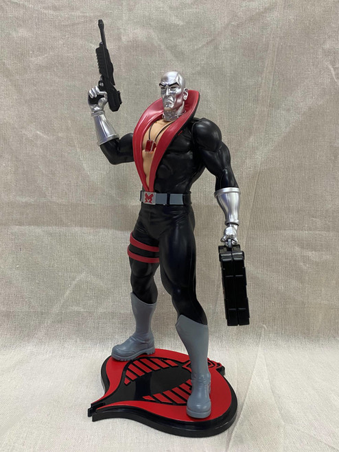 pcs gi joe destro statue