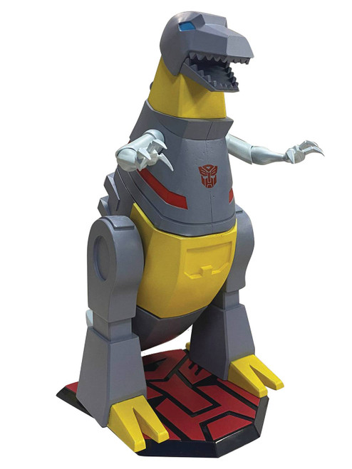 pcs collectibles transformers grimlock statue