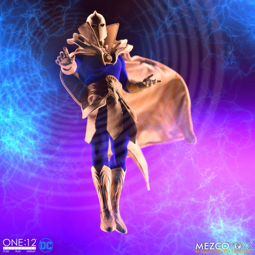 mezco one 12 collective doctor fate action figure