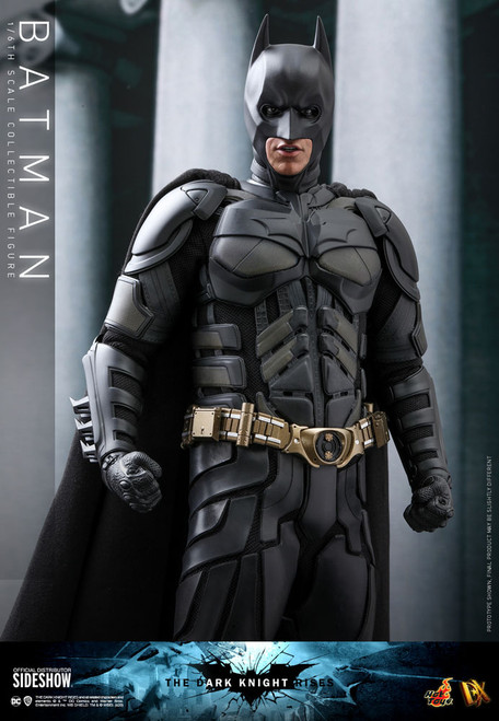 hot toys batman dark knight rises sixth scale figure