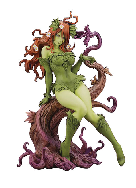 kotobukiya poison ivy returns bishoujo previews exclusive statue