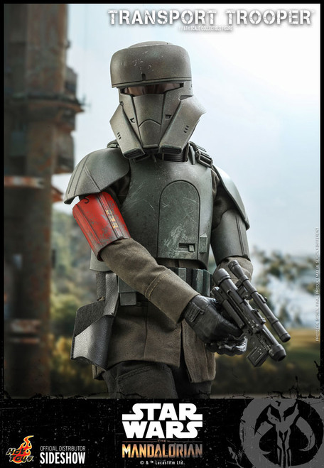 hot toys transport trooper sixth scale figure