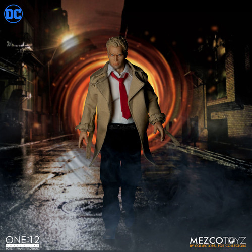 mezco one 12 collective constantine deluxe figure
