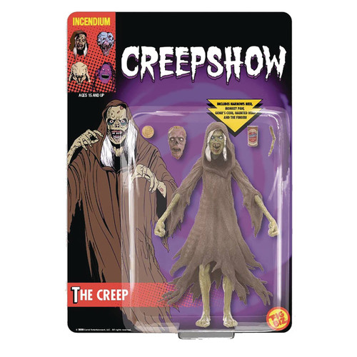 incendium fig biz creepshow creep action figure