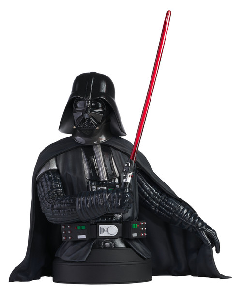 diamond select toys darth vader bust star wars a new hope