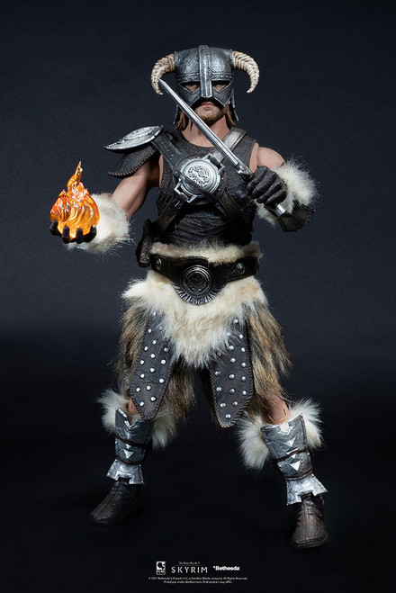 purearts dragonborn sixth scale figure
