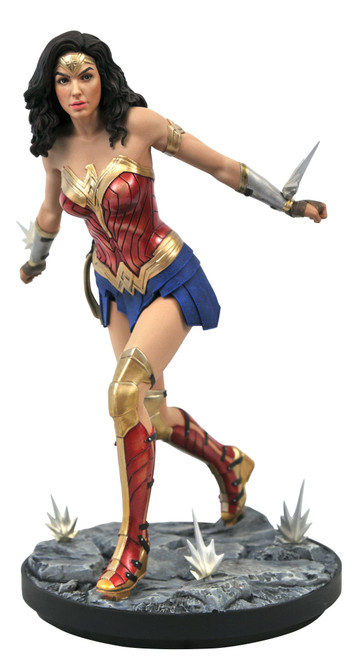 dc gallery wonder woman 1984 statue