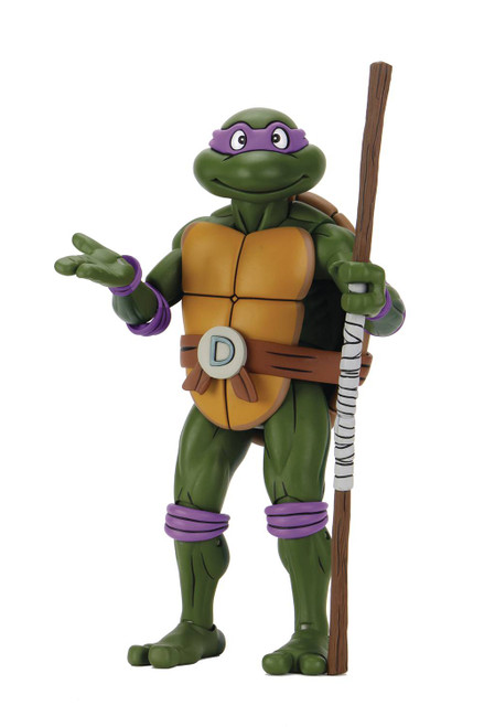 neca tmnt giant size donatello quarter scale figure
