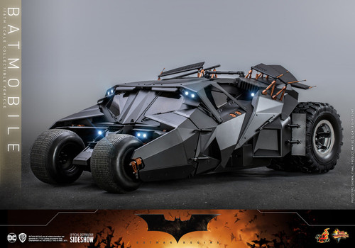 hot toys batmobile tumbler batman begins