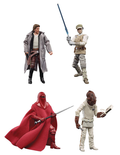 hasbro star wars vintage collective wave 34 action figures